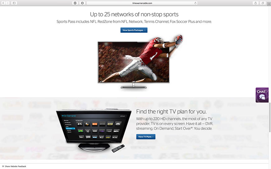 Time Warner Cable Cord Cutters Club