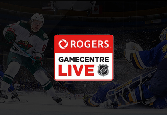 NHL GameCenter Rogers Canada