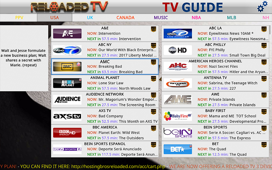 GEARS IPTV – RELOADED | Cord Cutters Club